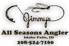 Jimmy's All Seasons Angler