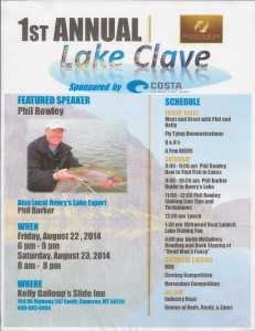 Lake  Clave poster