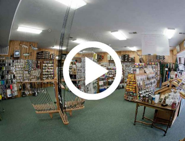 Join Jimmy for a 360° Tour Around the Shop.  Use the Controls in the upper left to pan the camera.