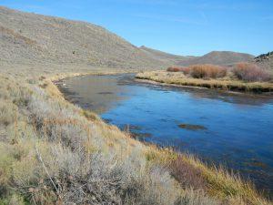 Blackfoot River above graves creek