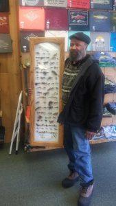 Randys bass bug display